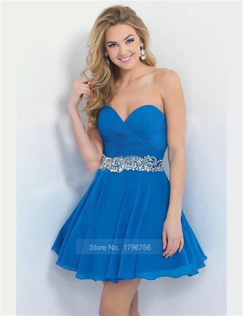 popular royal blue homecoming dresses buy cheap royal blue