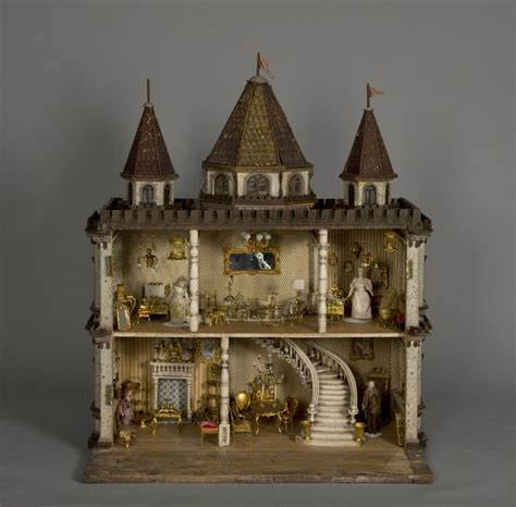 castle doll house doll castle