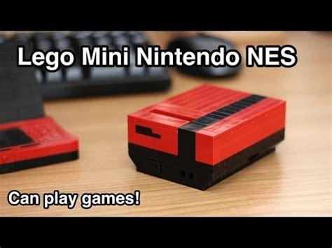 lego nes tutorial lego mod rubik s cube instructions funnycat tv