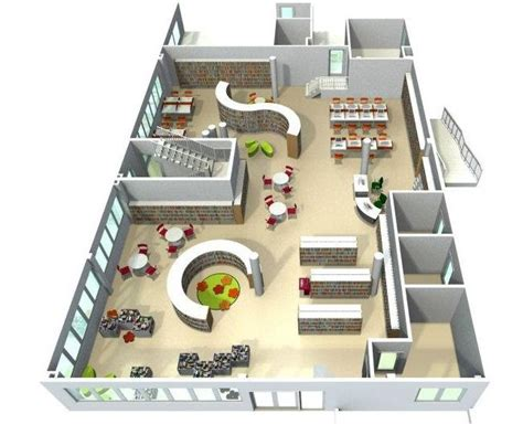 bci library floor plan layout https www facebook com 11 best images about redesign on pinterest high schools