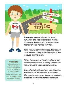 terry fox biography for students terry fox clip art scrappin doodles pinterest clip