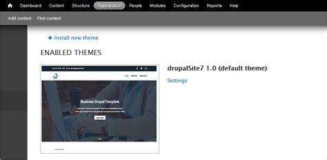 drupal theme upload how to create drupal theme from scratch a step by step