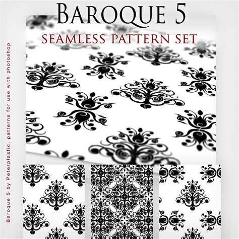 custom pattern brush photoshop baroque seamless pattern for photoshop photoshop patterns