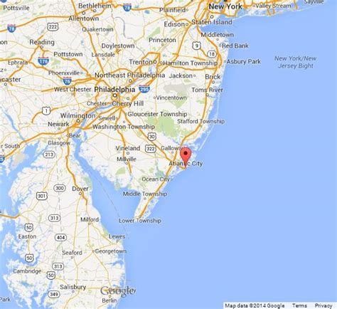 map of atlantic city nj atlantic city map pictures to pin on