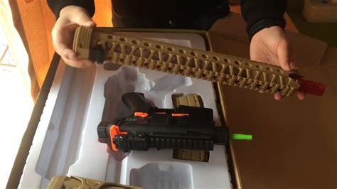 Water Gel Bullet Gun Armor fully automatic orbeez gun gel water bullet