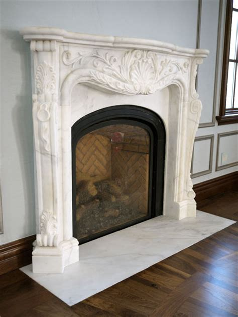 new fireplace design with white mantel and cream wall classic french carved white marble fireplace ny new