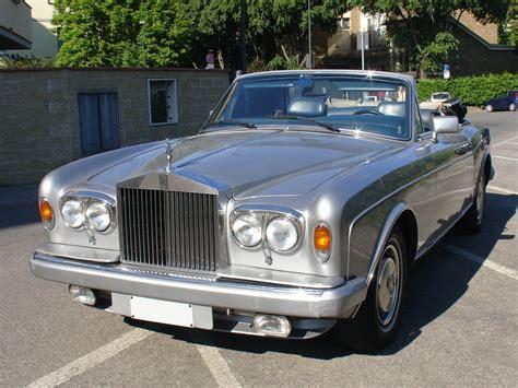 rolls royce corniche cabrio rolls royce corniche cabriolet asimarket it