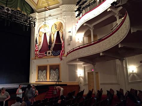 the ford theater ford s theatre lincoln presidential box grateful