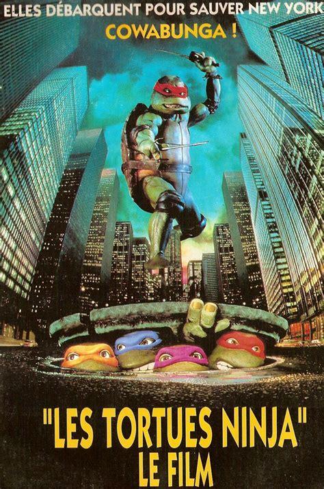film tortue ninja en francais les tortues ninja le film dvdtoile