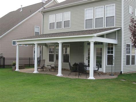 Image Detail for   Porch with Sun Deck Porch & Patio Porch