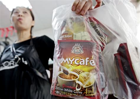 Coffee Tree Penang White Coffee No Sugar Added 450g recalls durian white coffee from malaysia after reports of drugs in sachets local