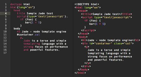 jade layout exles современные инструменты для front end разроботки сей хай