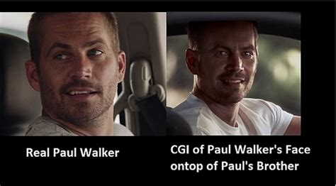 fast and furious dialogues paul walker was stolen from the past and rebuilt digitally