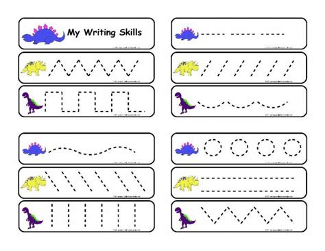 handwriting templates for preschool free writing sheets for preschoolers free writing sheets