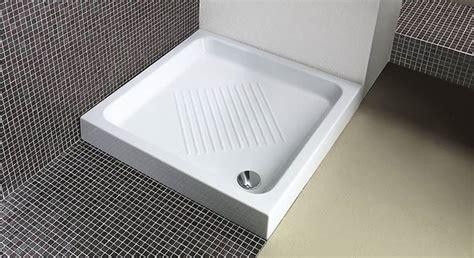 montaggio piatto doccia acrilico piatto doccia ceramica bagno