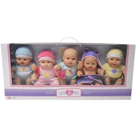 So How Many Babies Is That by You Me So Many Babies 9 Quot Childrens Baby Dolls Set Only
