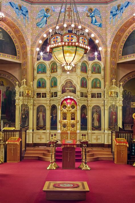 themes in the story cathedral holy trinity russian orthodox cathedral chicago il