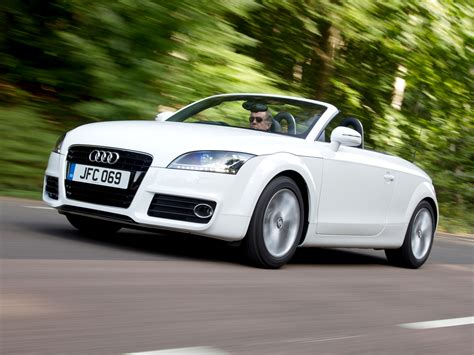 Audi Tt 1 8 Specs by Audi Tt 1 8 Tfsi Roadster Uk Spec Wallpapers Cool Cars
