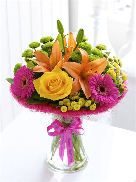 Birthday Flowers by Happy Birthday Flowers Best Gifts For You Birthday Cakes