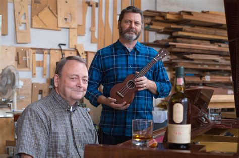 nick offerman everything s fine nick offerman and lagavulin single malt scotch whisky show