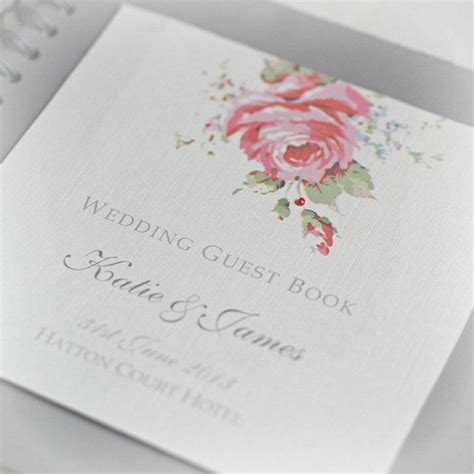 Guest Book Design For Wedding by Design Wedding Guestbook By Beautiful Day