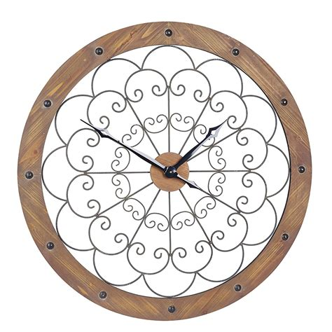 decorative tide clocks extra large decorative wall clocks for extra statement