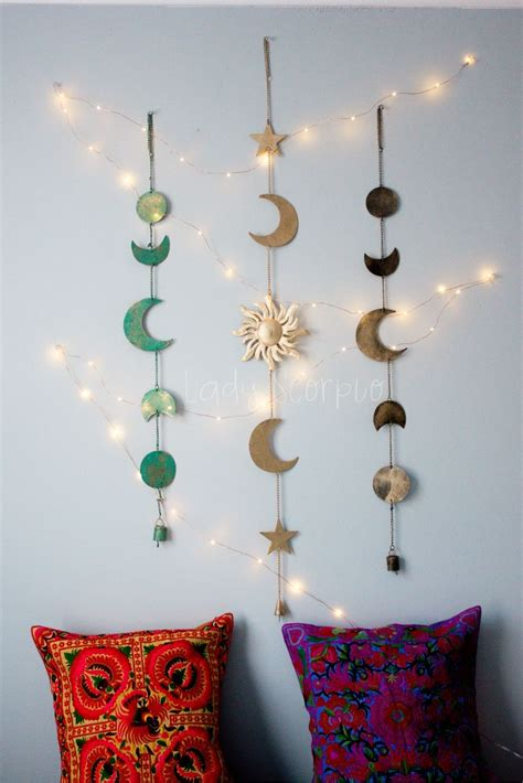 hanging decorations for home 1000 ideas about moon decor on sign out