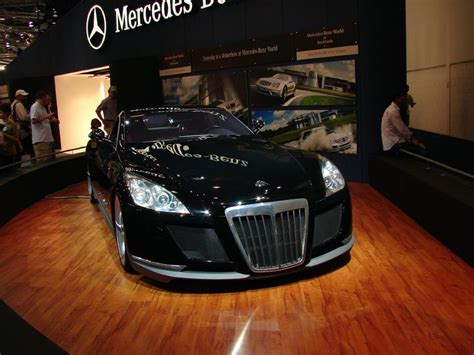 2005 maybach exelero review top speed