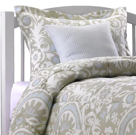 seafoam comforter seafoam and taupe suzani comforter set american made