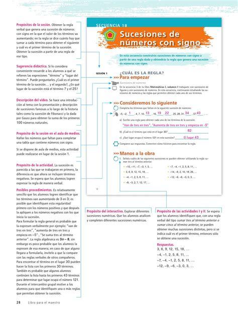 libro de matematicas tercer grado vol 2 contestado libro de matematicas tercer grado telesecundaria volumen 2