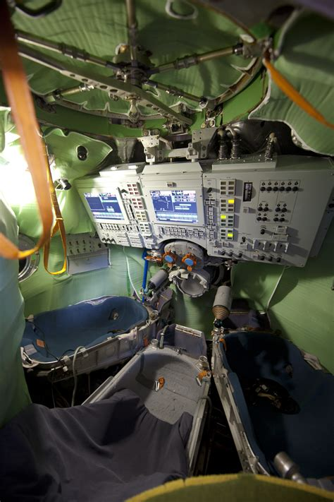 Soyuz Interior by Space In Images 2010 11 Interior Of A Soyuz Tma