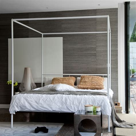 four poster bedroom furniture modern four poster bedroom housetohome co uk
