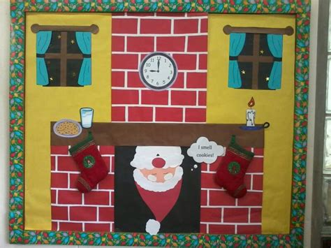 christmas board decoration 1000 images about december bulletin boards on trains and bulletin