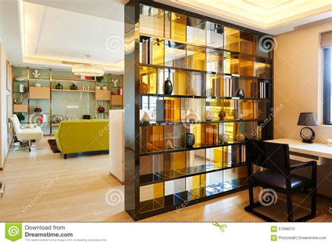 home reading room and living room stock photo image