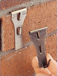 attach to wall without damage planter hanger hook for brick walls hang pot plants