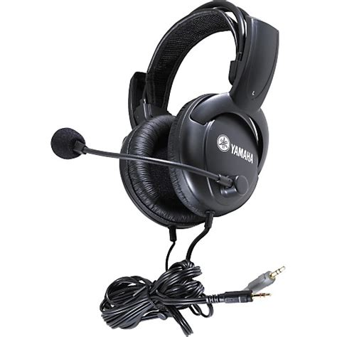 Headset Yamaha yamaha cm500 headset with built in microphone guitar center