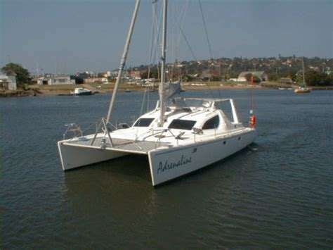 boat manufacturers long island ny adrenaline catamaran for sale voyage 38 in new york long