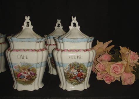 old fashioned kitchen canisters 17 beste afbeeldingen over koffie thee suiker blikken