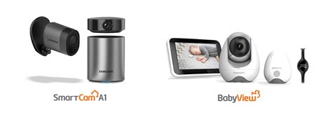 hanwha techwin s new home security baby monitors