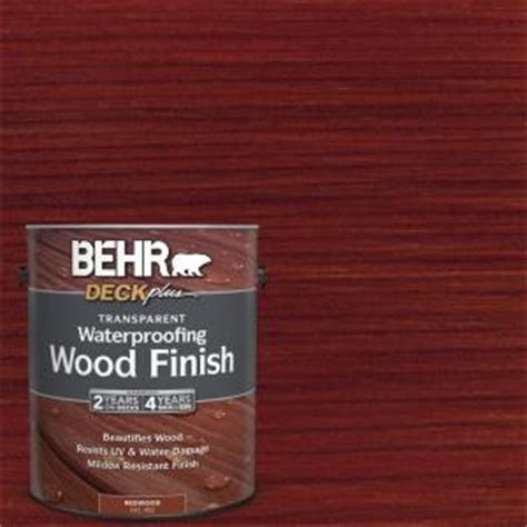 behr deckplus  gal deck  redwood transparent
