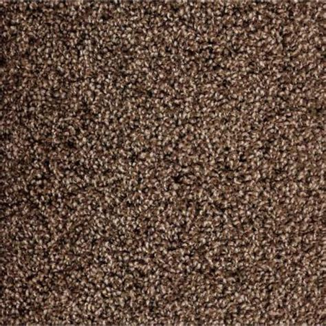 Carpet At Home Depot by Simply Seamless Serenity Espresso 24 In X 24 In