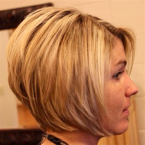 photos of an a line stacked haircut stacked a line bob hairstyles for women short hairstyle 2013