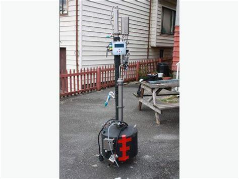 istill 50 home distilling equipment outside