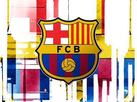 wallpaper lambang barcelona wallpaper lambang fc barcelona