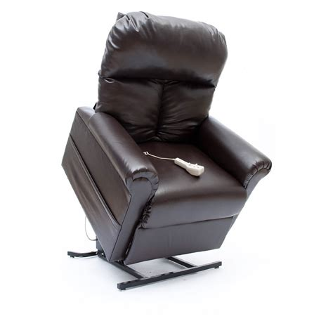 easy comfort lift chair recliner new chestnut vinyl easy comfort lc 100 power lift chair