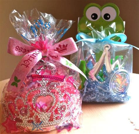 Princess Giveaways - prince and princess favors party ideas pinterest