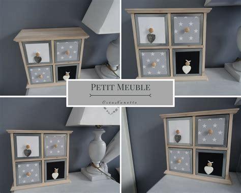 Petit Meuble à Tiroirs by Comment Relooker Rapidement Un Petit Meuble 224 Tiroirs