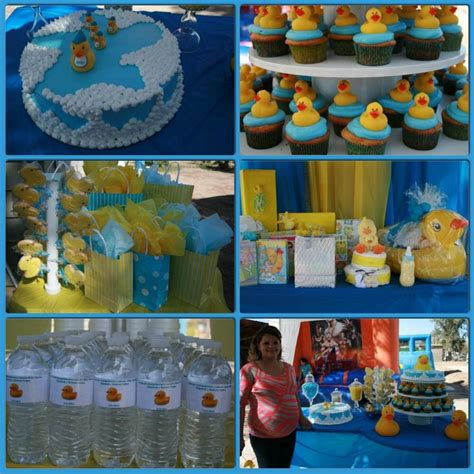 Duck Themed Baby Shower For by 35 Best Images About Rubber Ducky Shower On