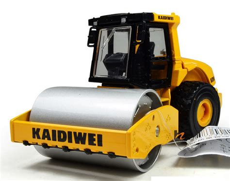 drum compactor roller  construction vehicles diecast