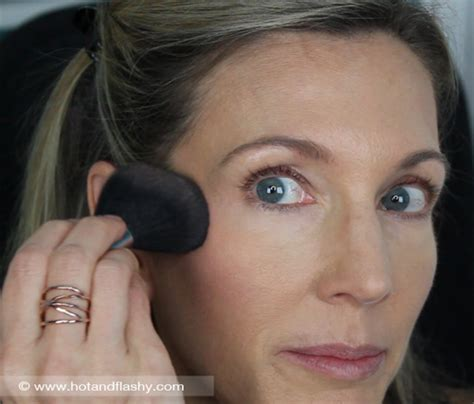 theme of rose cheeked laura foundation friday for over 50 my everyday foundation routine